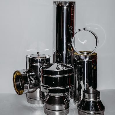 Готовые комплекты дымоходов